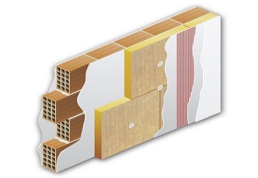 Isolamento termico esterno, la tecnica del cappotto