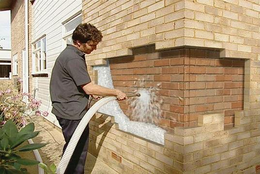 Isolare pareti interne isolare una parete interna pareti - Isolare il tetto dall interno ...