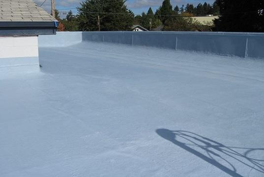 Impermeabilizzazione liquida tetti piani