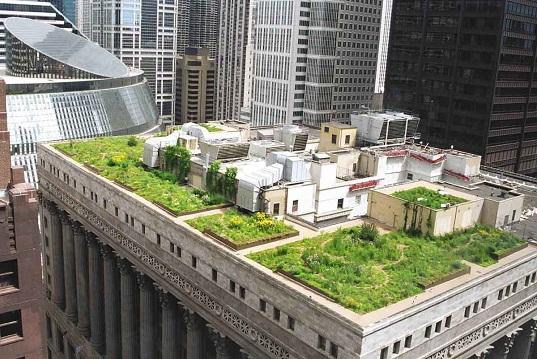 Incentivi fiscali per i terrazzi Green