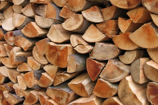 Rapporto peso volume legna da ardere