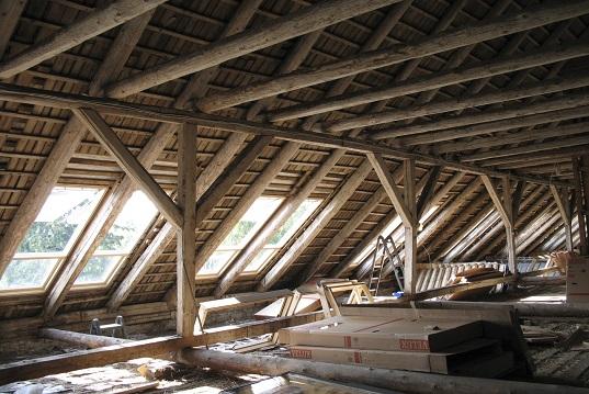Isolamento termico e coibentazione sottotetto abitabile e non
