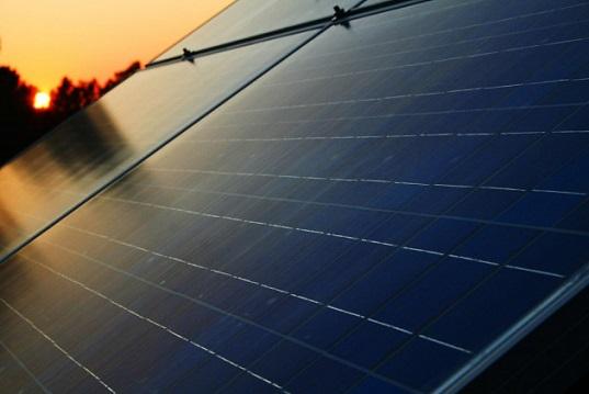 Vernice solare per sostituire i pannelli solari