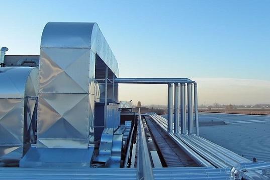 Isolamento e coibentazione canali aria